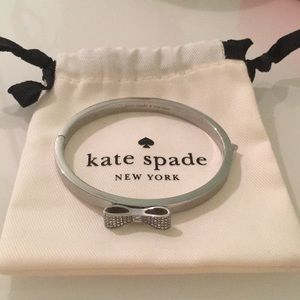 Kate Spade Ready Set Bow bracelet